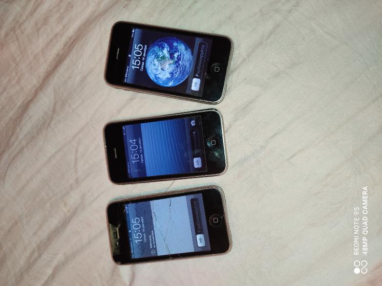 Iphone 3gs 3шт оптом