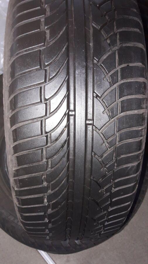 продам легкое б/у  Michelin Latitude Diamaris , 7.7 мм ,испания б/у 22