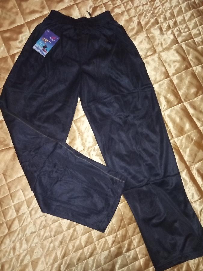 Спортивные штаны начес мальчикам подросток 8-14 лет