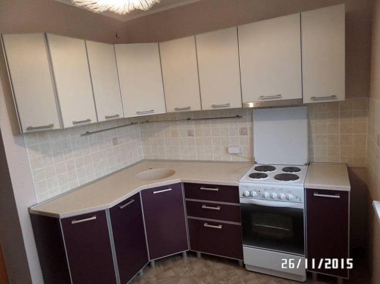 ЧП. Изготовим Кухню на заказ с плёночными МДФ и крашенными фасадами.