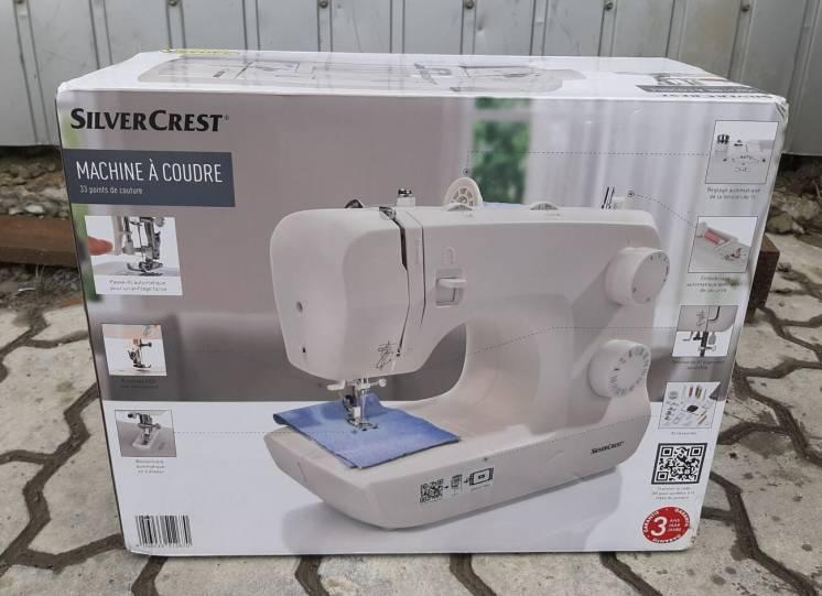 Швейная машина новая купить сумочную ткань оптом
