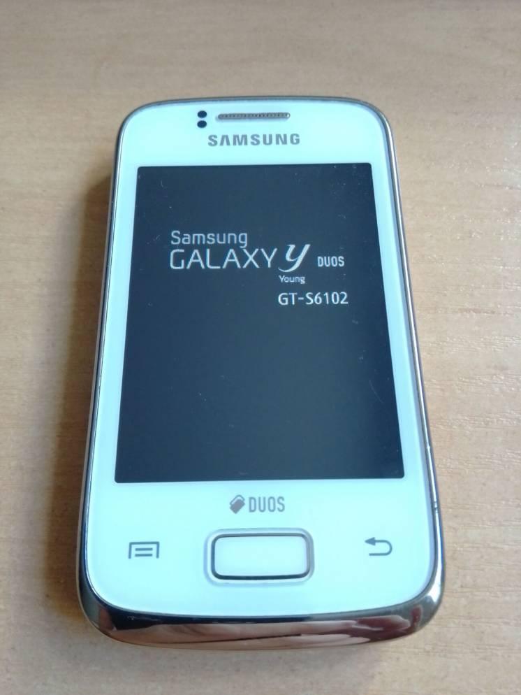 Samsung GT - S 6102