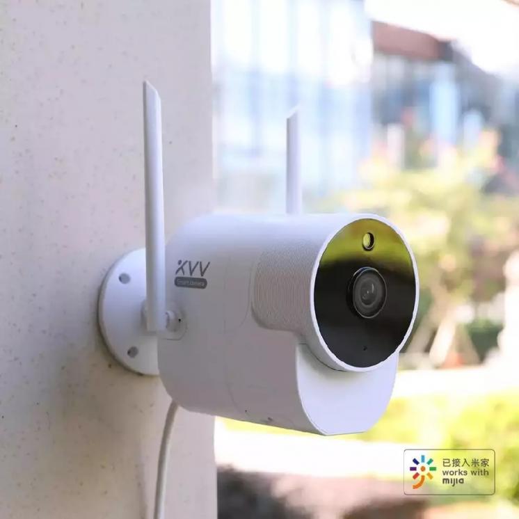 Камера видеонаблюдения Xiaomi Xiaovv XVV