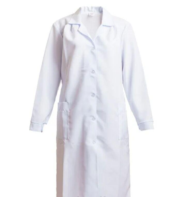Халат медицинский женский габардин