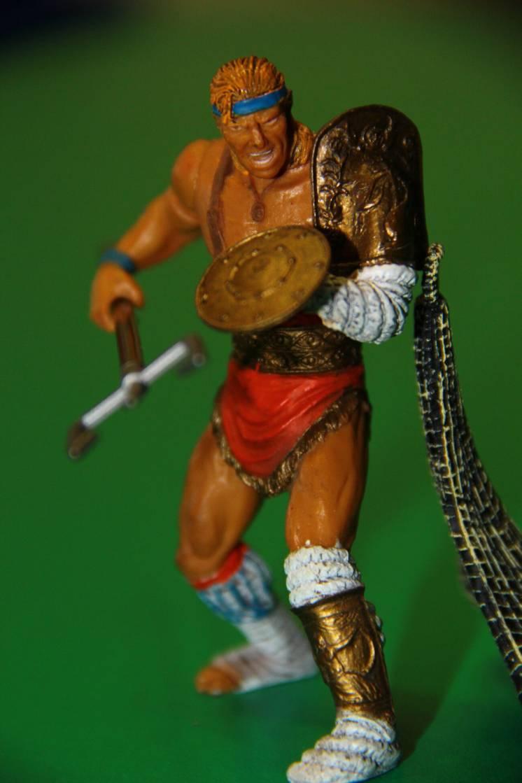 римский гладиатор BBI Blue Box 90мм
