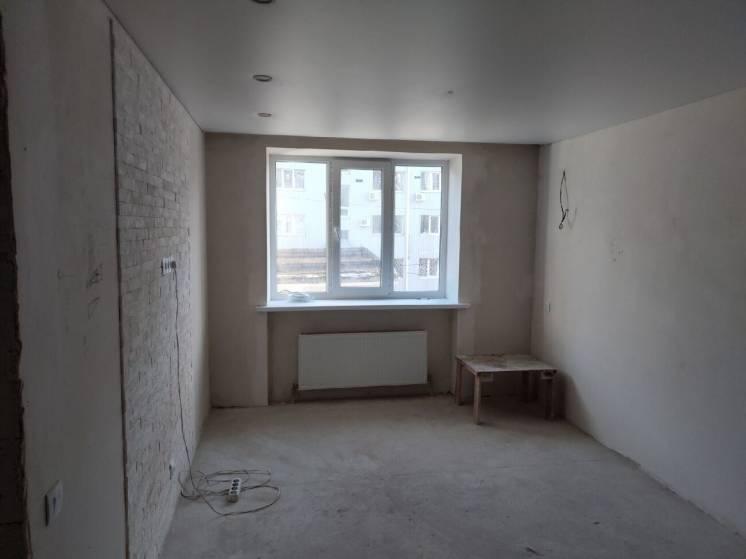 Однокімнатна квартира з автономним опалюванням