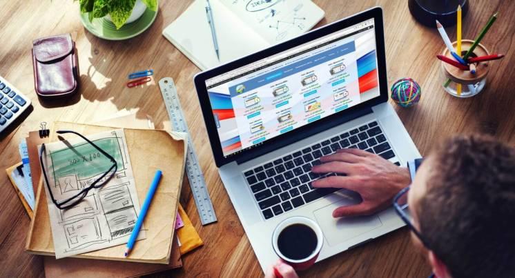 Разработка и настройка сайта
