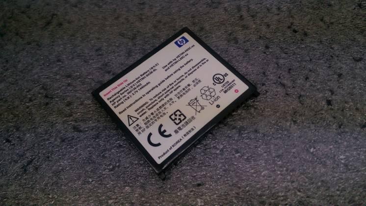 Аккумулятор HP HSTNH-S03B-SS FA285A HSTNH-L05C-BT