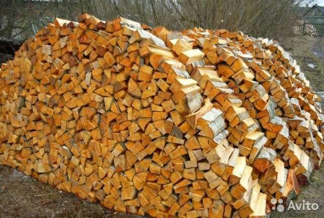 Продам дрова дуб сосна