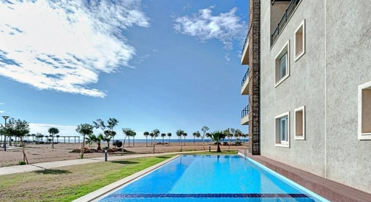 Желаете купить недорогую квартиру на море,на Северном Кипре?