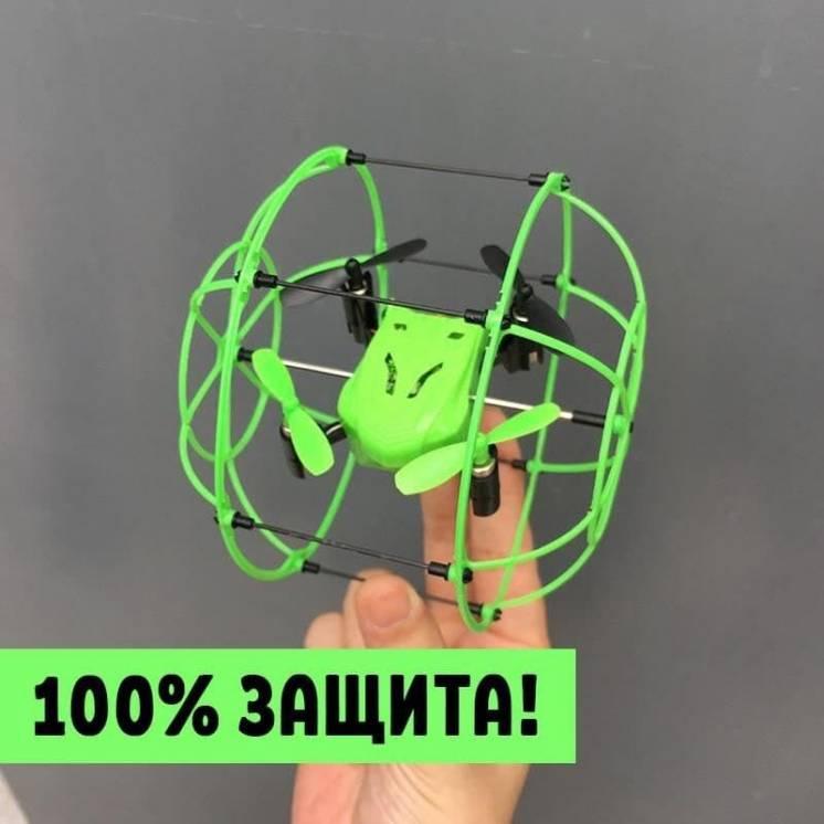 Квадрокоптер противоударный