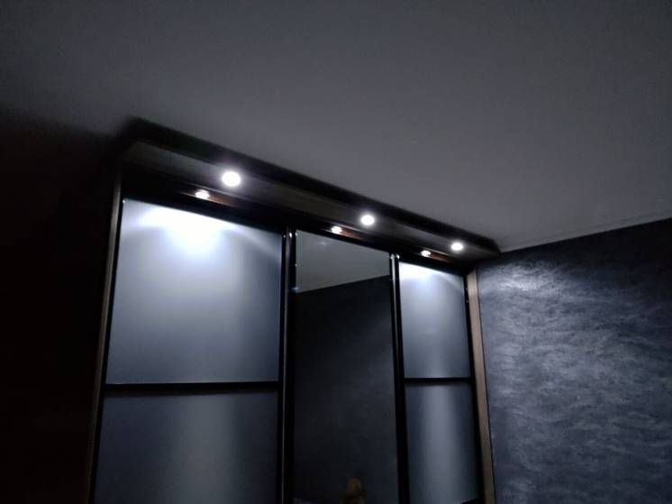 Лампочки мебельные, светодиодные (3шт)