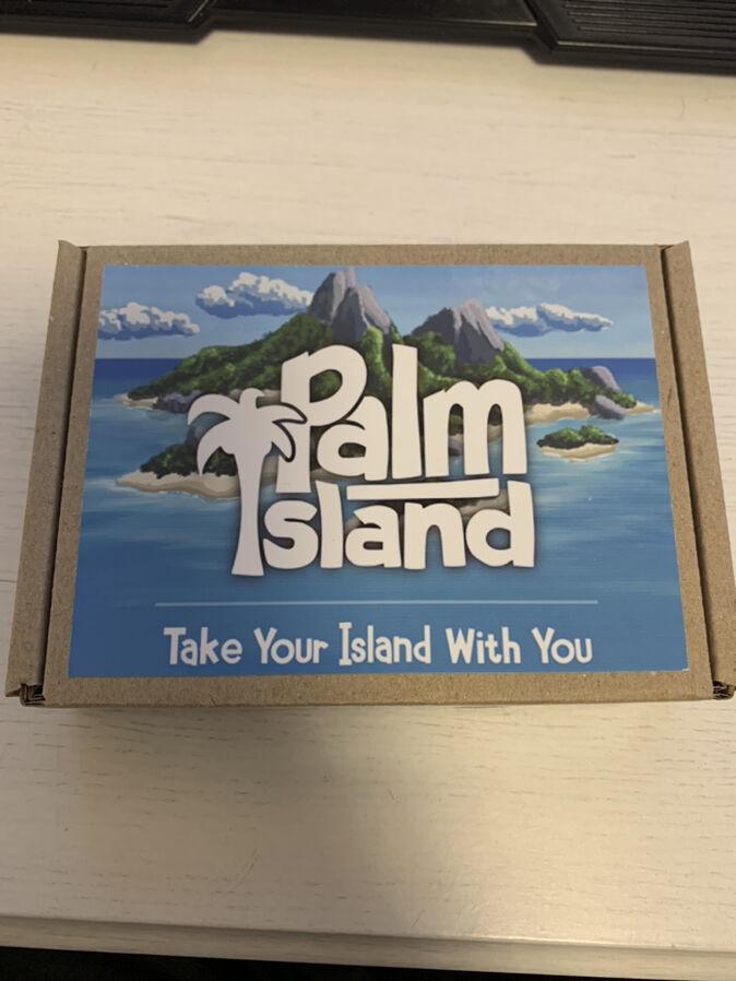 Настольная игра «Остров Пальм»