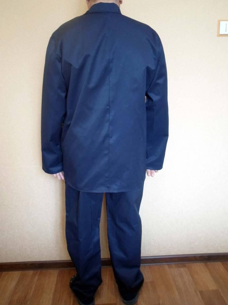 Спецодежда. Костюм рабочий . Куртка брюки. Большой размер 62-64