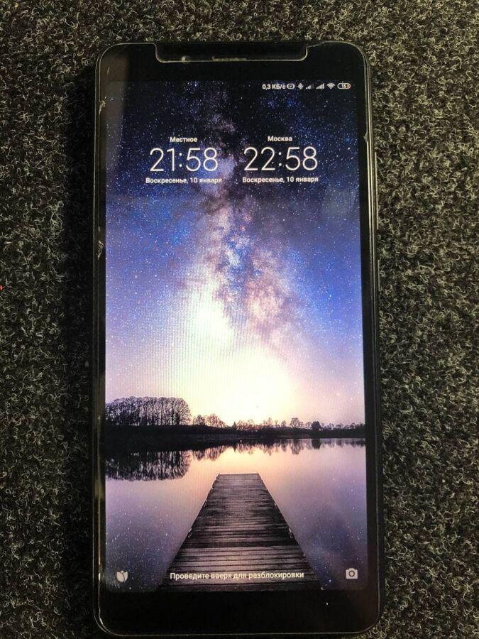 Смартфон Xiaomi Redmi 6 3/64