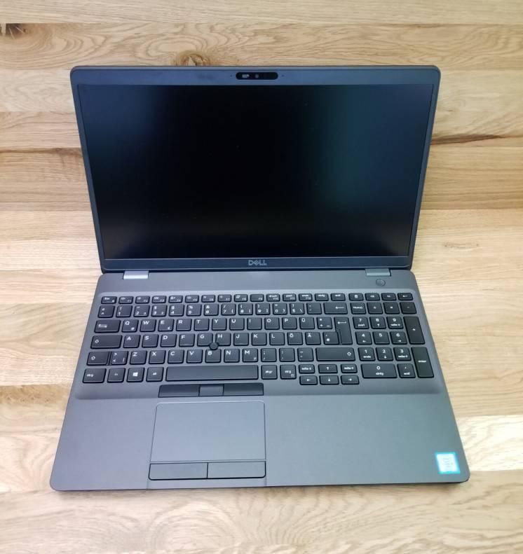Ноутбук Dell Latitude 5501 I5-9400H /8gb/256ssd/ FHD IPS / NEW