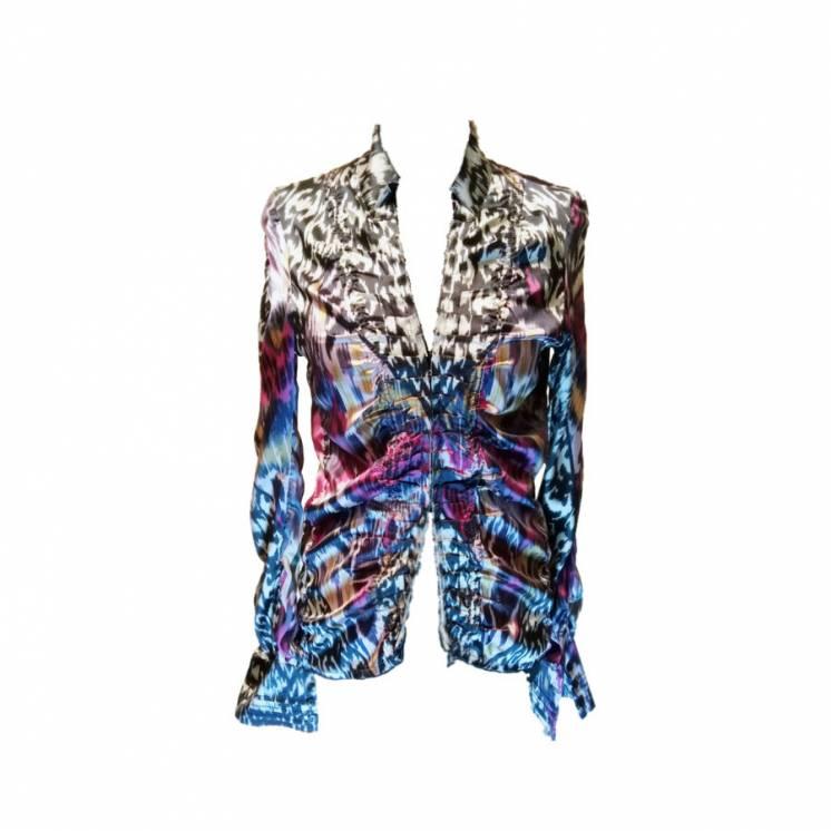 Блузка Waggon Paris шовк, розмір S