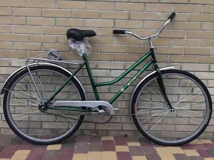 Велосипед фермер типа Украина аист 28