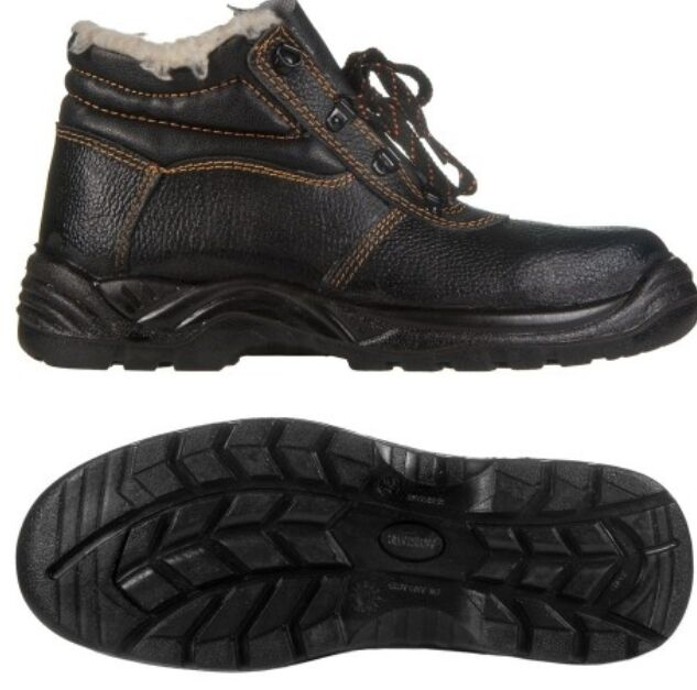 Ботинки рабочие юфтевые зимние (3с)