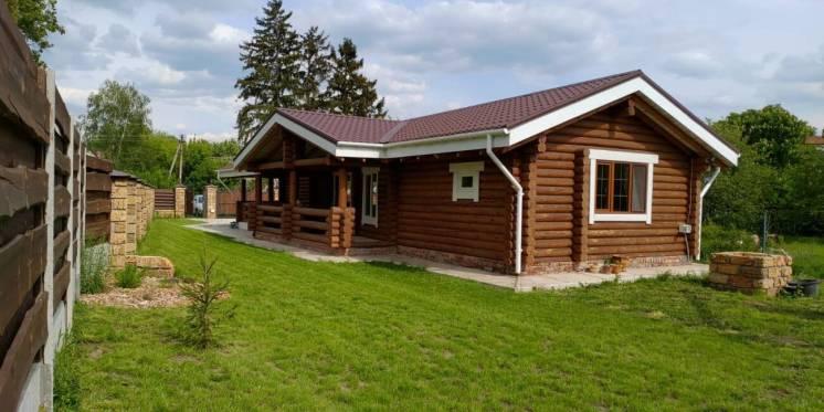 Продам деревянный дом. Сруб
