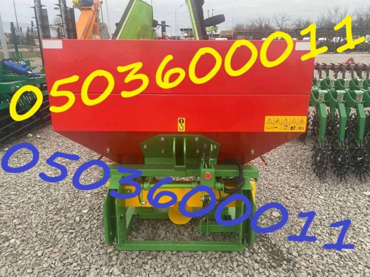 Разбрасыватель удобрений на 500/1000 литров в отличном состоянии
