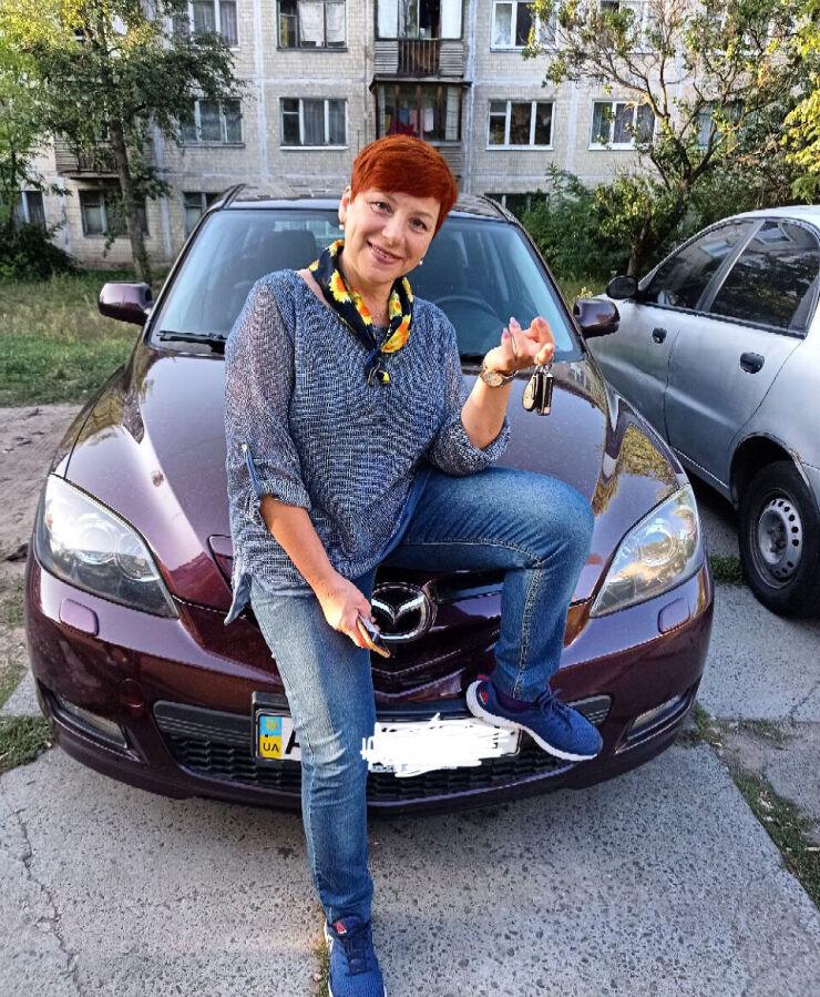 Уроки вождения для женщин. Механика, автомат. Киев.