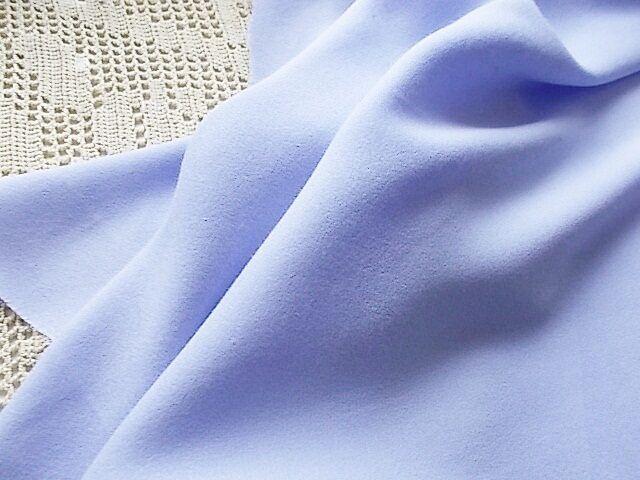 Ткань вискоза голубовато-лавандового цвета For Hand Made, рукоделия
