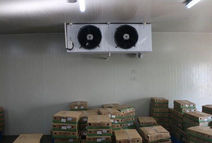 Холодильна камера універсальна для продуктів, напоїв монтаж
