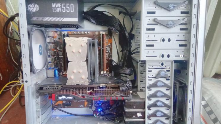 Сборка, апгрейд, ремонт, обслуживание ПК LGA2011 v3 x99 x79 x58