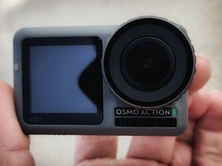 Osmo action dji экшн камера екшн камера