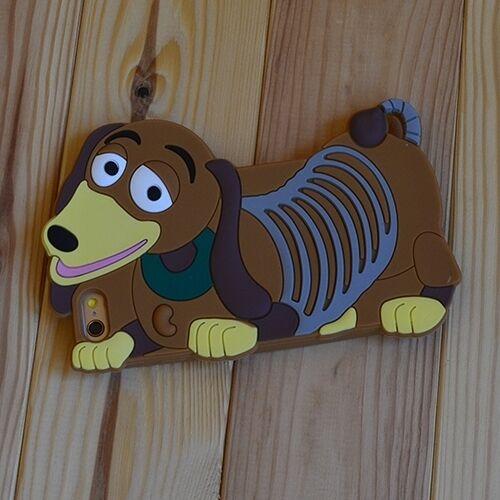 Силиконовый чехол 3D Disney Slinky Dog для IPhone 6/6s