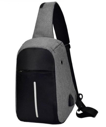 Рюкзак городской Bobby mini c защитой антовор и usb портом