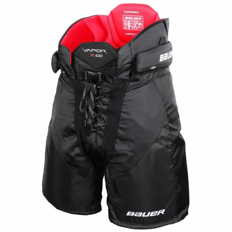 Bauer Vapor X100 Junior хоккейные шорты