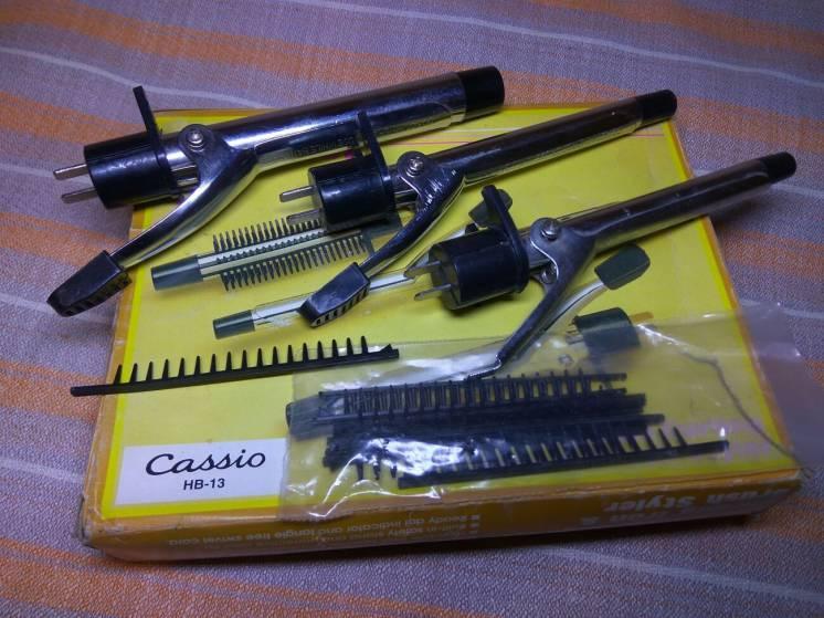 Сменные нагревательные головки для плойки   Cassio HB-13.