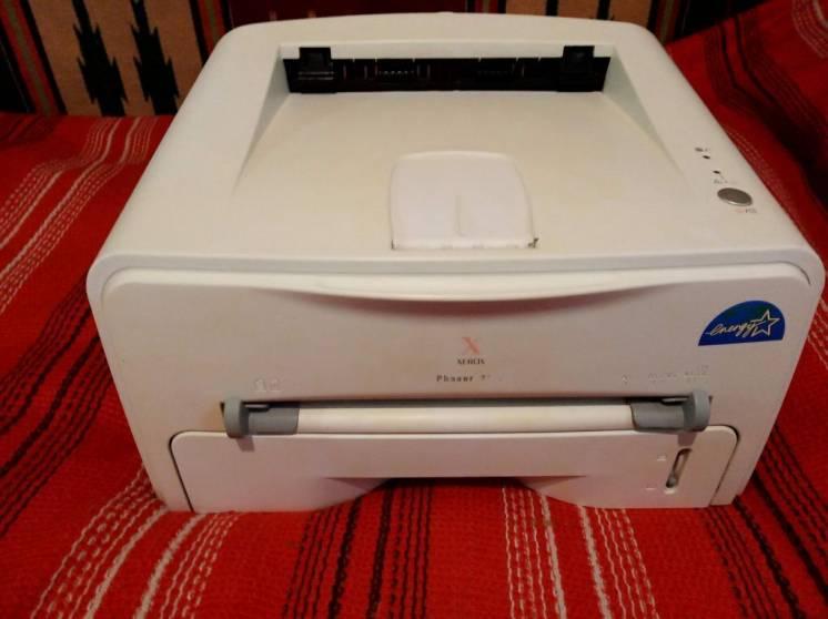 Принтер лазерный Xerox Phaser 3130 Отличный