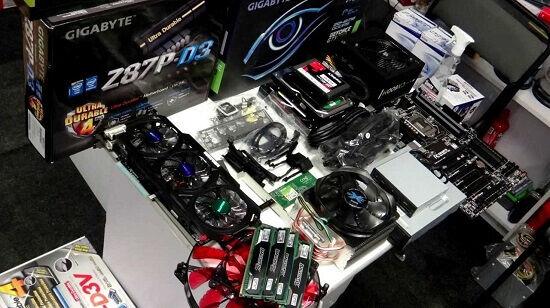 Сборка и подбор компьютеров от Kraken PC