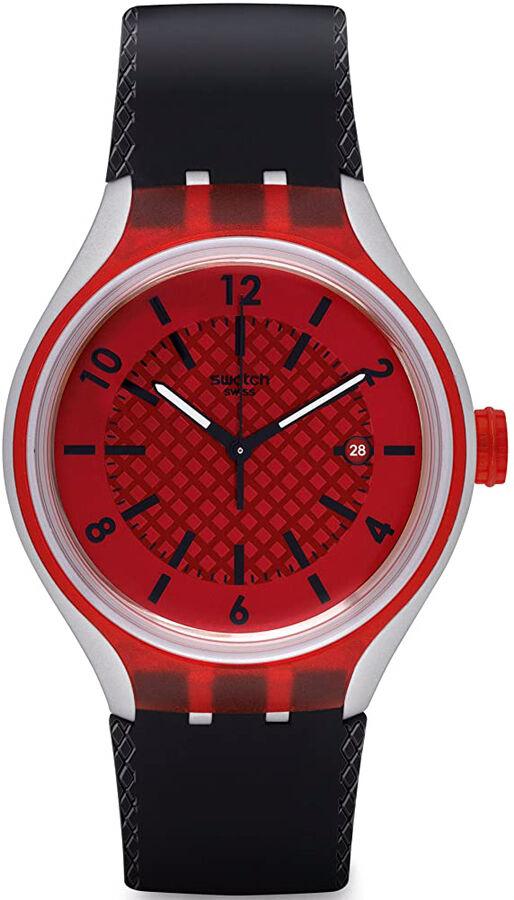 Продам наручные часы SWATCH YES4008 GO RED
