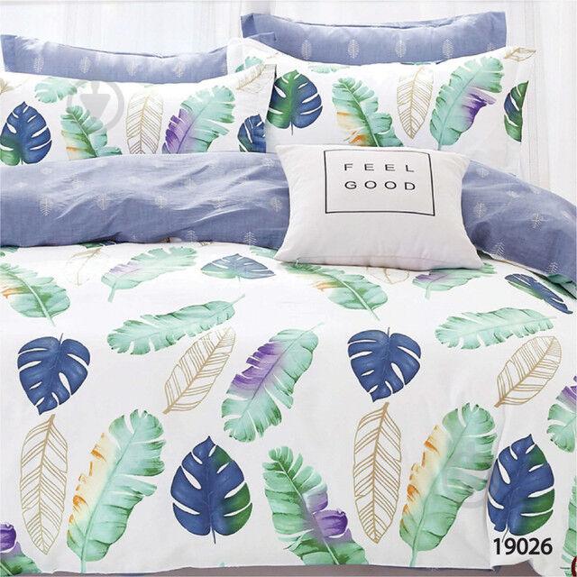 Комплект постельного белья полуторный Viluta ранфорс 19026