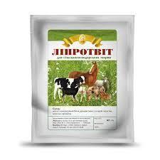 Бмвд «липротвит» для с/х животных 1 кг, Николаевская обл.