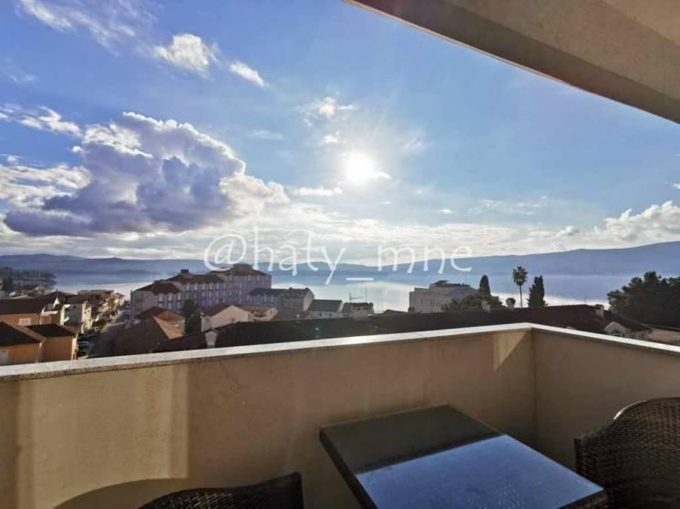 Черногория, Люкс квартира 103м2 с видом на море в Тивате