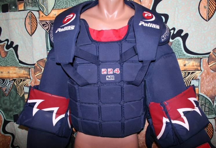 Нагрудник хоккейный защита Hockey Pallas Spyder 224 SR
