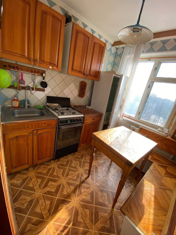 Четырехкомнатная квартира на Шуменском.