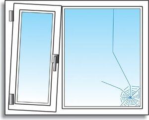 Ремонт металлопластиковых окон ,дверей