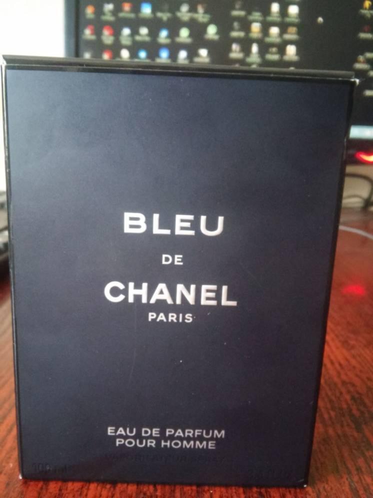 Blue de chanel eau de parfum 100 ml