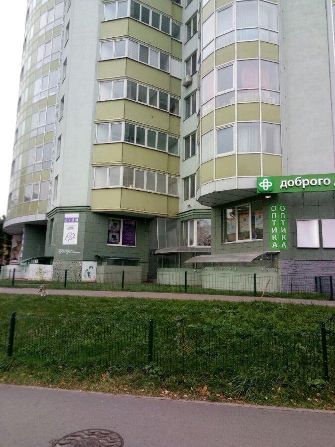 Сдам в аренду подвальное помещение 50м.кв. Фасад возле м.Васильковская