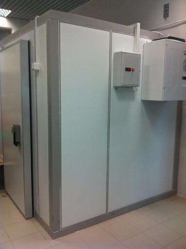 Універсальна холодильна камера, морозильна камера, шокова камера
