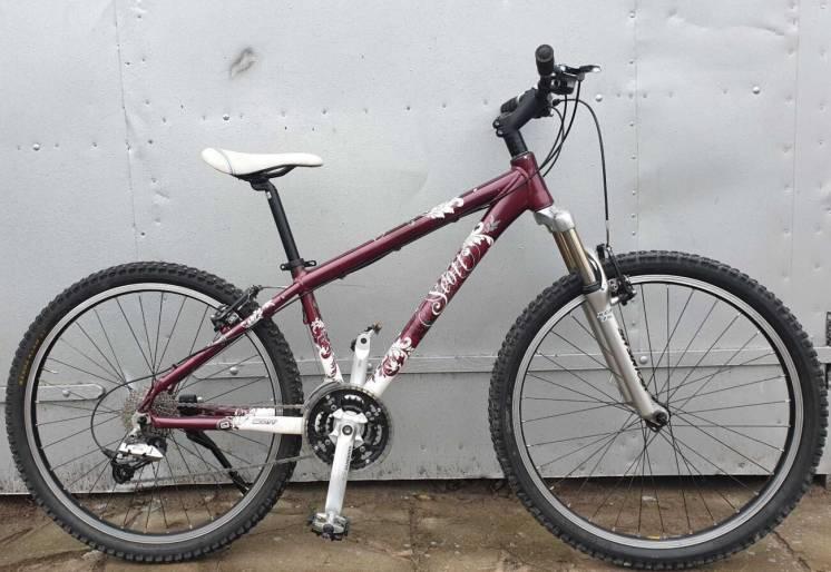 """Велосипед SCOTT Confessa 26""""на Shimano Deore LX"""
