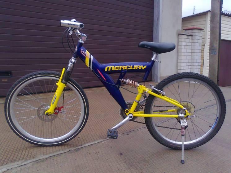 Велосипед Mercury 26