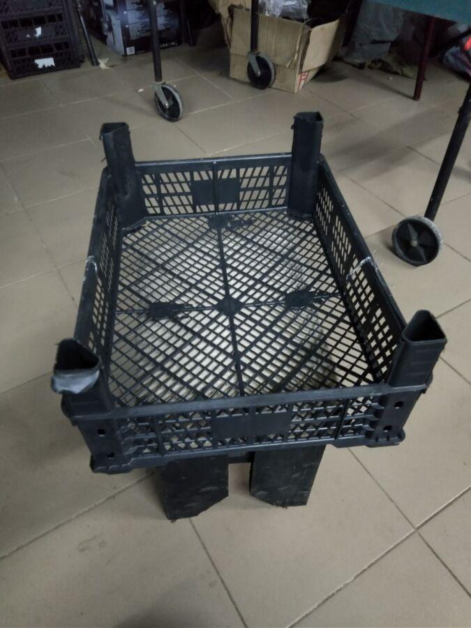 Ящик пластиковый 30х40х14