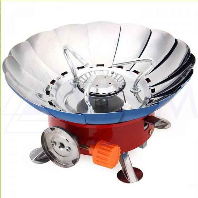 Портативная газовая горелка \ плита Kovar K-203 с защитой от ветра